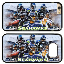 Seattle Seahawks Football Team Hard Cell Phone Case Cover Fits For Samsung s3 s4 s5 mini s6 s7 s8 s8 plus Note 8 #T0247(China)