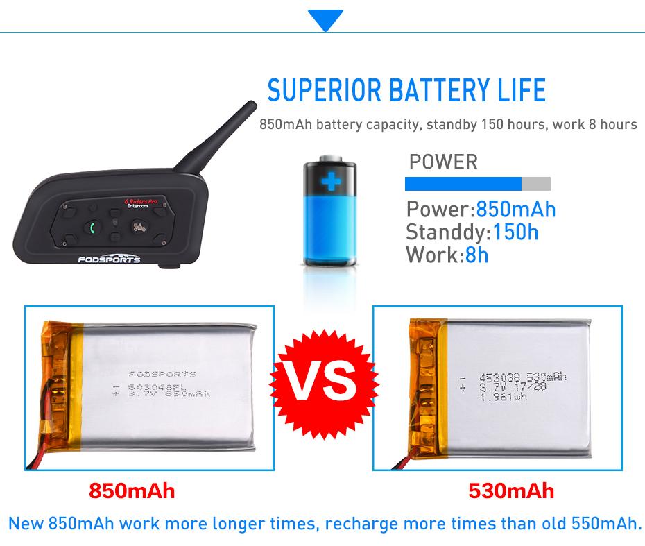 intercom battery
