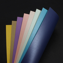 50sheets A4 Iridescent Paper Card making Scrapbook Party Decoration Craft Paper(China)