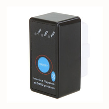 V2.1 Hardware With Switch Bluetooth ELM327 obd2 Car Fault Diagnosis Detector Fuel Consumption Diagnosis Tool
