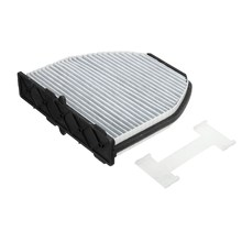 Cabin Air Filter For Mercedes-Benz W204 W212 C250 C63 CLS550 CLS63 E550 MANN CUK29005 / 204 830 00 18(China)
