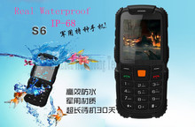 2014 New s6 XP5300 B20 phone Real Waterproof Shockproof Dustproof phone Outdoor Phone 2500mAh big battery Dua Sim phone V5 H5 H1