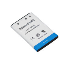 Digital boy 1pcs NP-20 NP20 NP 20 1200mAh 3.7V Li-ion Camera Battery For CASIO EX-S880 EX-Z6 EX-S880RD Exilim Card EX Zoom  z1