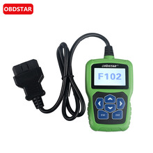 OBDSTAR F102 For Nissan/Infiniti Automatic Pin Code Reader F102 with Immobiliser and Odometer Function(Ship from US No Tax)(Hong Kong)