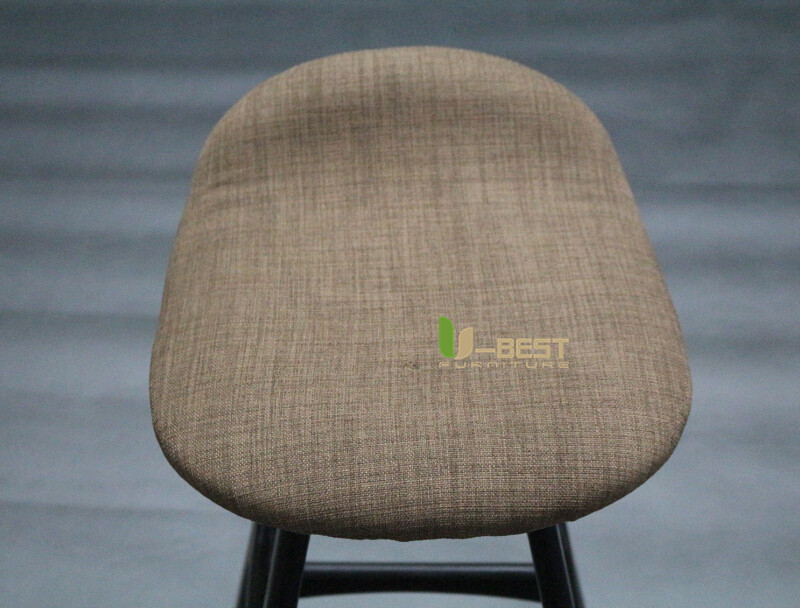 u-best erik buch barstool in linen fabric vintage barstools (6)