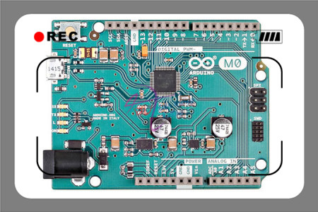 Italian original M0/MO controller Board for arduino, ATSAMD21G18 48pins LQFP 32-bit 48MHz 256KB/32KB compatible with arduino UNO<br>