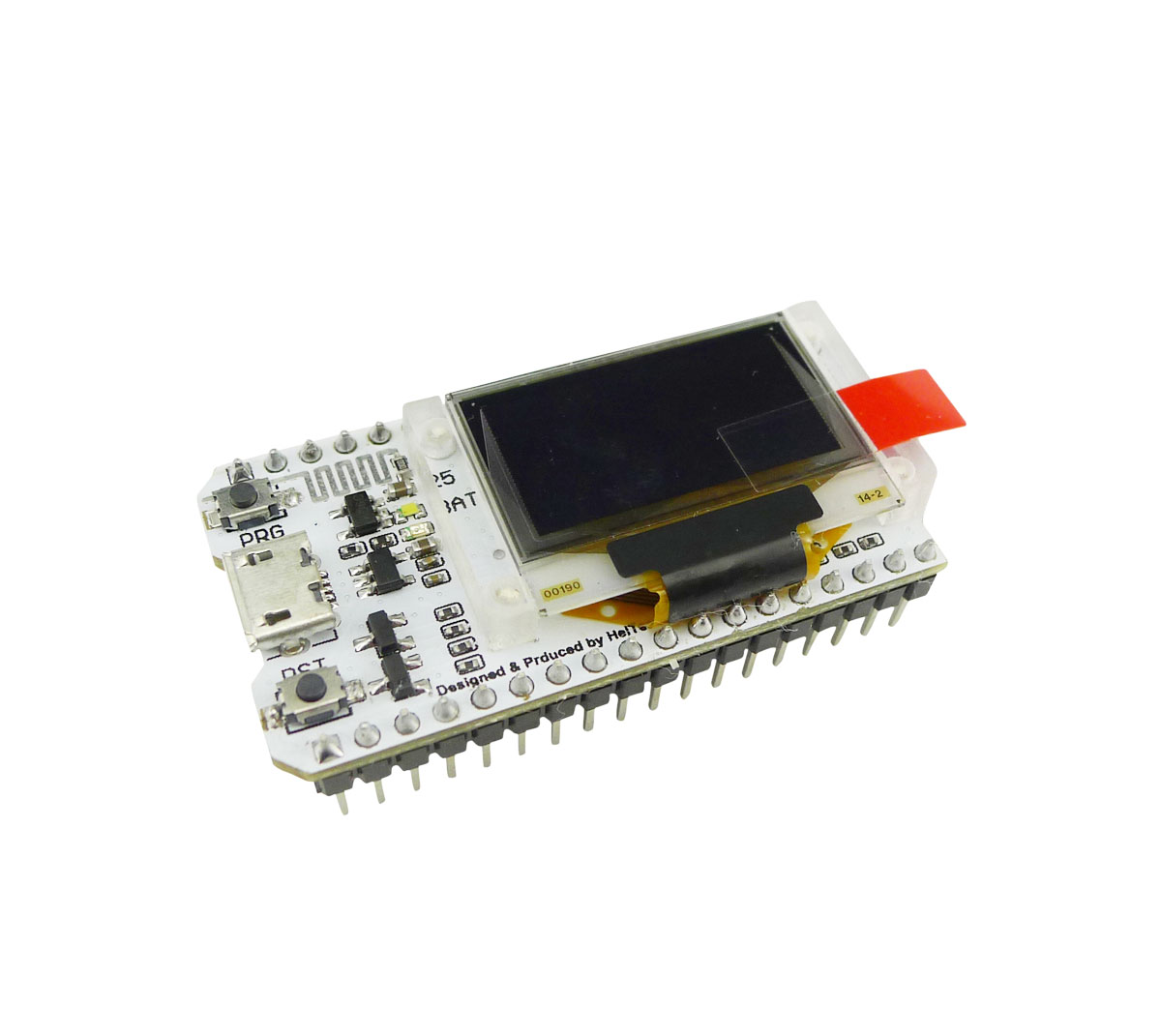 Aihasd 0.96 OLED Display ESP32 With Antenna WIFI Bluetooth Lora Development Board Transceiver SX1278 433MHZ IOT For Arduino