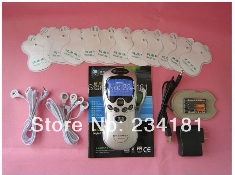 TENS,Therapy body care Slimming Massager belt,Body Muscle Massager ,Slimming Electronic Pulse Burn Fat Relaxation Massage<br><br>Aliexpress