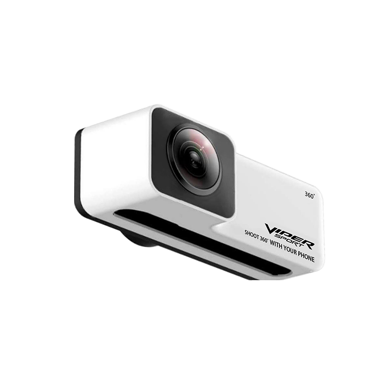 Viper Sport Panoramic Lens 360 Degrees Capturing Camera Wide Angle Fisheye Lens for iPhone 2