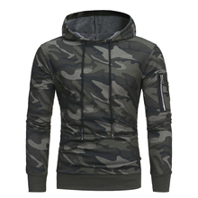 Men's Hoodies 2017 Brand Long Sleeve Sweatshirt 3D Hoodies Camo Printed Hoodie Casual Hooded Tracksuit Big Size Hip Hop Clothing(China)