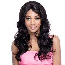 20 Inch Real Brazilian Hair Lace Frontal Wig Top Grade Women Fashion Hair Replacement In Stock(China)