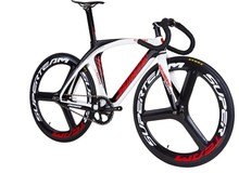 fixed gear bike /carbon bike 700c*47/49/51 track bike(China)