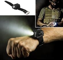 3 in 1 Flashlight Sports LED Watch Compass Function Rechargeable Outdoor Light Wristwatch Date Display Digital Watches Men  saat