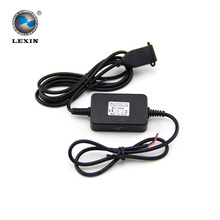1PCS Universal Car USB Charger Waterproof Motorcycle Dual USB Power Charger Splitter for 2 Charging 2 Devices at a time