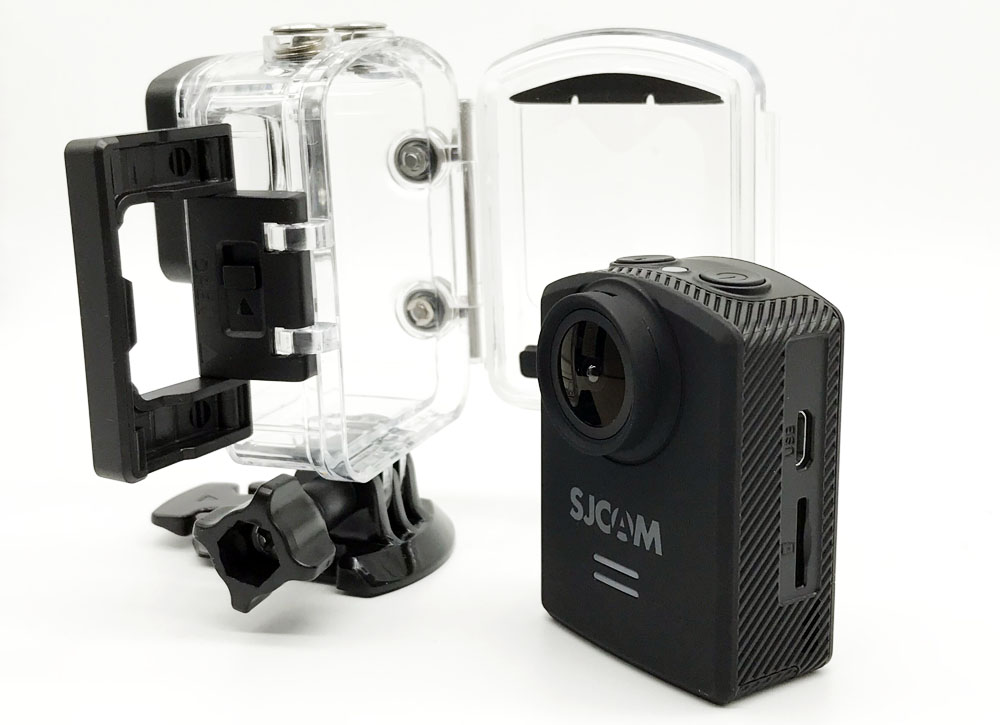 action camera -waterproof housing case