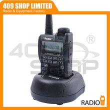 NEW radio!!!  IRADIO I-568 ham radio  UHF I568 two way radio 400-470MHZ walkie talkie + FREE earpiece