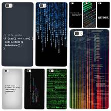 Hot Sale Program Words Clear Case Cover Coque Shell for Huawei P10 P9 P8 Lite Mate S 7 8 9 10 Plus(China)
