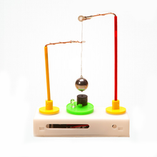 1 Set Creative Production Invention Seismograph Alarm Pupils Children's Physics Science Technology Experiments Baby Kids Toys