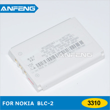 100% Original Elephone BLC-2 BLC2 BLC 2 For Nokia 3310 3330 3410 3510 5510 3530 3335 3686 3685 3589 3315 3350 Battery  2pcs