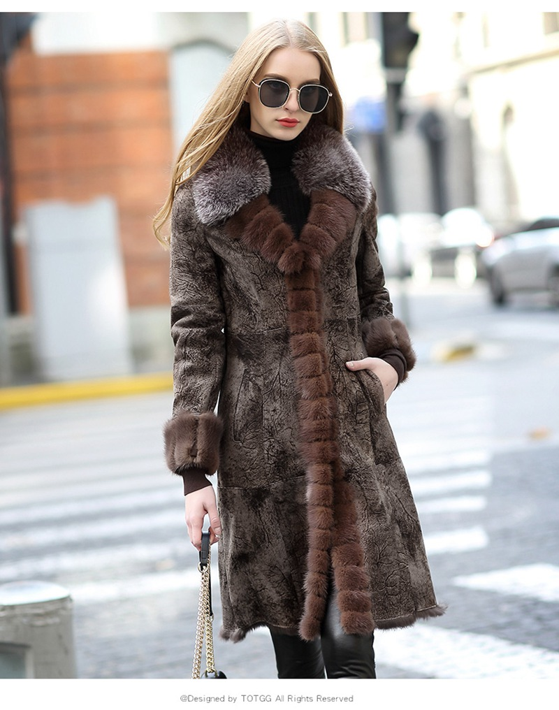 genuine real fur and leather jacket women (7)