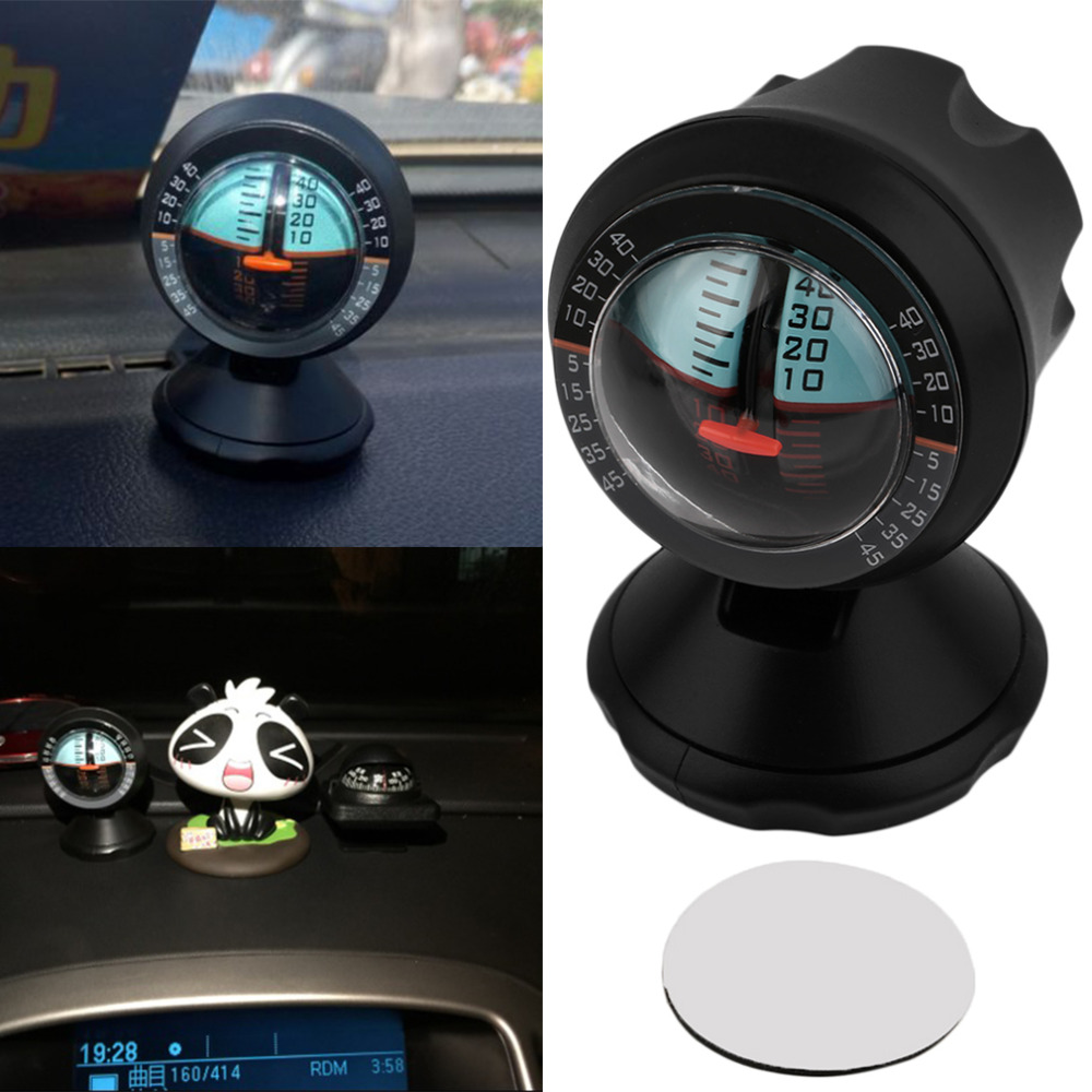 Angle Slope Level Meter Finder Tool Gradient Balancer Car Vehicle Inclinometer Brand New<br><br>Aliexpress