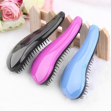 Wholesale Magic Detangling Handle Tangle Shower Hair Brush Comb Salon Styling Tools Tangle Hair Brush Combs For Hair VH078(China)