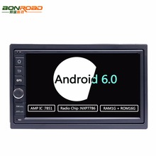 "7"" 2Din 1024*600 Android 6.0 Car Tap PC Tablet  2 din Universal For Nissan GPS Navi Radio Stereo Audio Player(No CD NO AV-OUT)"