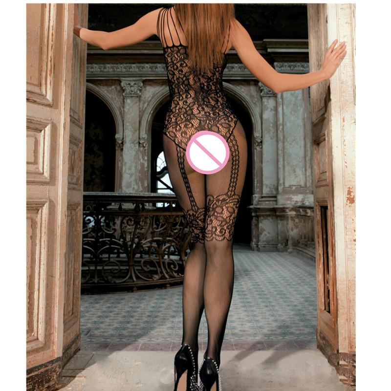 NEW Hot bodystocking Sexy lingerie Women's new brand Sexy body suit, sexy costumes 3