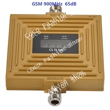 GSM 900Mhz , Gain 65DB Mobile Phone Signal Booster , GSM Cellular Signal Repeater , 2G GSM Cell Phone Signal Booster Amplifier(China)