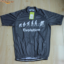 RIDE POINT Evolution 2017 Breathable Pro Cycling Jerseys Summer Short Sleeve Mtb Dh Bike Clothes Men Cycling Wears Ropa Ciclismo(China)