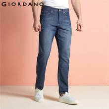 Giordano Men Jeans 2017 Brand -clothing Denim Trousers Pantalon Homme Cotton Pants Calca Jeans Masculina Mulit Pockets Jeans