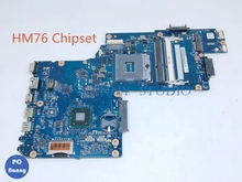 New H000038360 Main Board for Toshiba Satellite C850 L850 Laptop Motherboard HM76 HD4000 DDR3 no video card