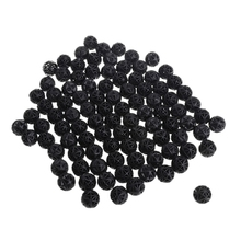 100 pcs 16mm Aquarium Bio Balls Filter Media Wet Dry Koi Fish Tank Pond Reefx