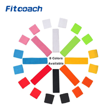 Sports headband and wristband,vertical to be used in gym,running,Solid Color Sweatband Set (1 Headband and 2 Wristbands)