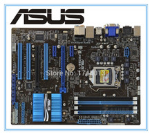 ASUS original motherboard P8Z68-V LX DDR3 LGA 1155 Support I3 I5 I7 32GB Z68 USB 3.0 Z68 Desktop motherborad