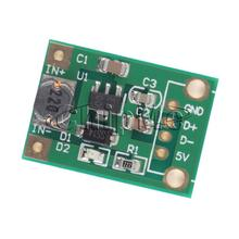 DC-DC Boost Converter Step Up Module 1-5V to 5V 500mA for Arduino