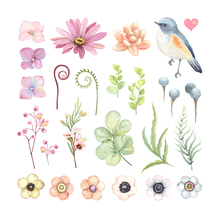 Colife Flower Patches Whole Lot Patch Heat Transfer T-shirt Dresses DIY Accessory Decoration A-level Washable Appliqued
