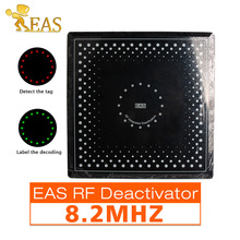 Best sensitivity eas rf deactivator for soft label 8.2mhz Pre-alarming, with sound and lights