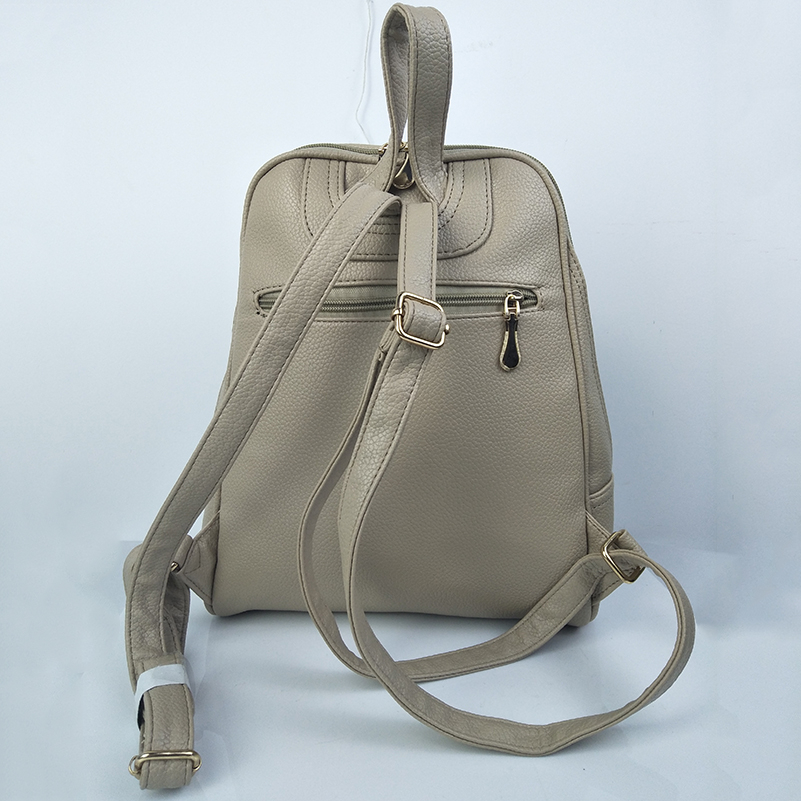 Nevenka Women Backpack Leather Backpacks Softback Bags Brand Name Bag Preppy Style Bag Casual Backpacks Teenagers Backpack Sac16