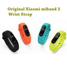 Original Xiaomi mi band 2 Wrist Strap Belt Silicone Colorful Wristband for Mi Band 2 Smart Bracelet for Xiaomi Band 2 Accessorie