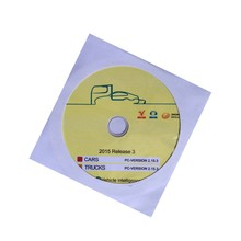 2015 r3+wow snooper V5.008 R2 software cd free activate any time with free china post shipping