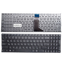 GZEELE laptop Keyboard for ASUS K555 K555L K555LA K555LB K555LD K555LJ K555LN K555LP K555Z K555ZA K555ZE RU NEW BLACK KEYBOARD(China)