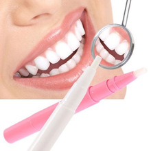Buy 1PC Bright White Teeth Whitening Gel Pen Beauty & Health Tooth Cleaning Bleaching Pencil Dental Professional Kit Fine Brush for $2.39 in AliExpress store