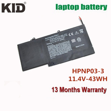 KID Latest Model laptop battery for HP NP03XL HSTNN-LB6L TPN-Q146 TPN-Q147 TPN-Q148 TPN-Q149 760944-421 Pavilion X360 13-A010DX(China)