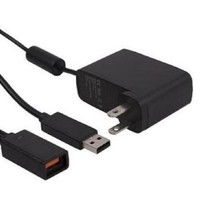 2016 New Top Quality USB AC Adapter Power Supply Cable Cord US for Xbox 360 Kinect Sensor