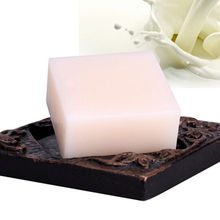 100g Handmade Soap Whitening Moisturizing Goat Milk Oil BB Soap New