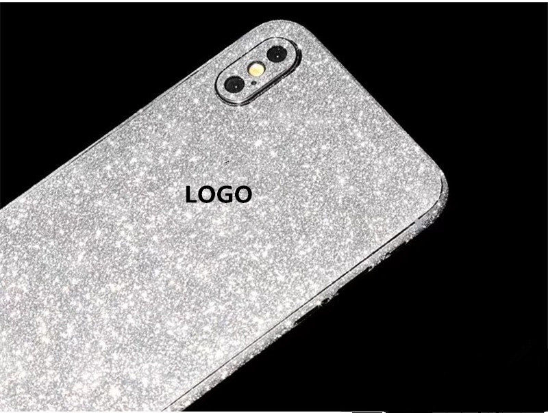 Detail Feedback Questions about ZRICKIE for iPhone X Glitter Full ... fe2e81c4360c