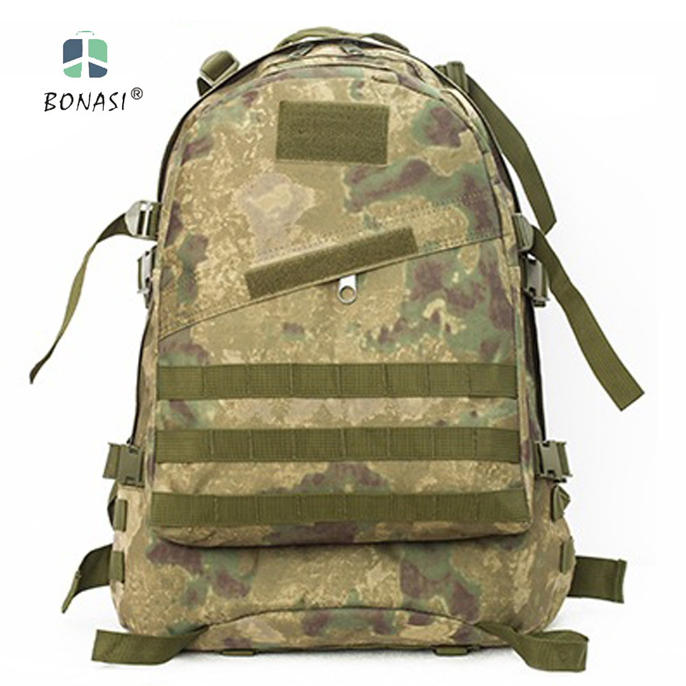 2017 New Travel Large Capacity Oxford Camouflage Multifunction Military Backpack Men Backbag Mochila Freeshipping <br>