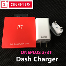 100% Original Oneplus 3 3T Dash charger , 5V/4A One plus Three Smartphone Dash Power adapter Fast Charger + Dash Charge Cable