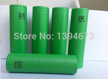 HOT NEW US18650VTC5 US 18650 VTC5 2600 mah high ratio power battery for electronic cigarettes can be 30 a discharge(China)